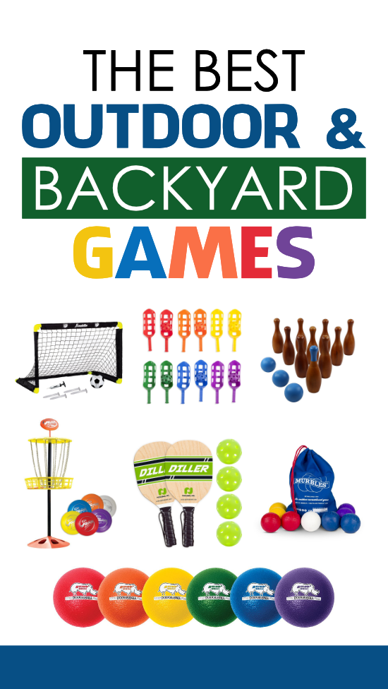 The Best Outdoor Family Games #yardgames #outdoorfamilygames