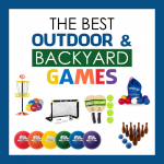 Backyard and Outdoor Family Games