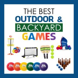 Best Outdoor Family Games