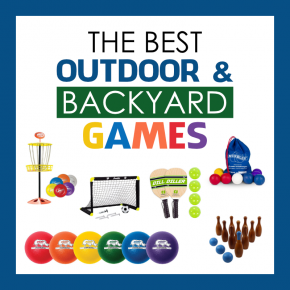 Best Outdoor Family Games