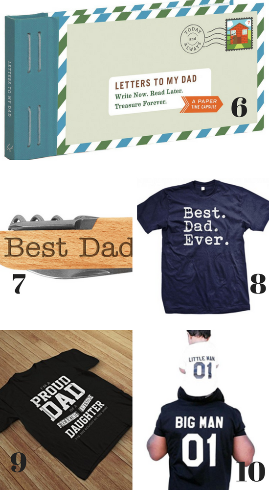 The Best Gift Ideas for Father's Day