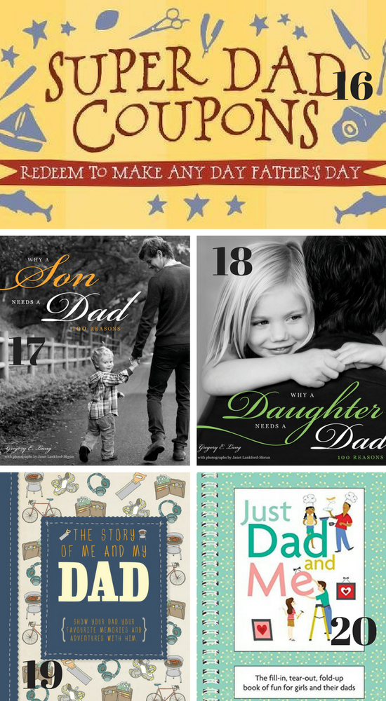 Fabulous Gift Ideas for Father's Day