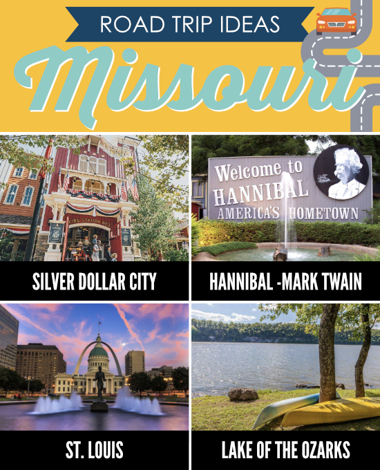 Places to Visit in Missouri
