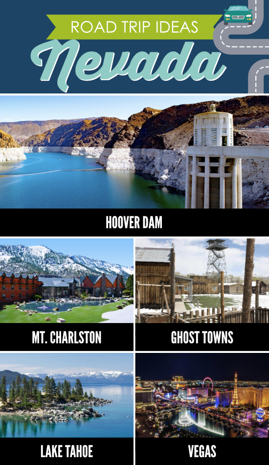 Places to Visit in Nevada