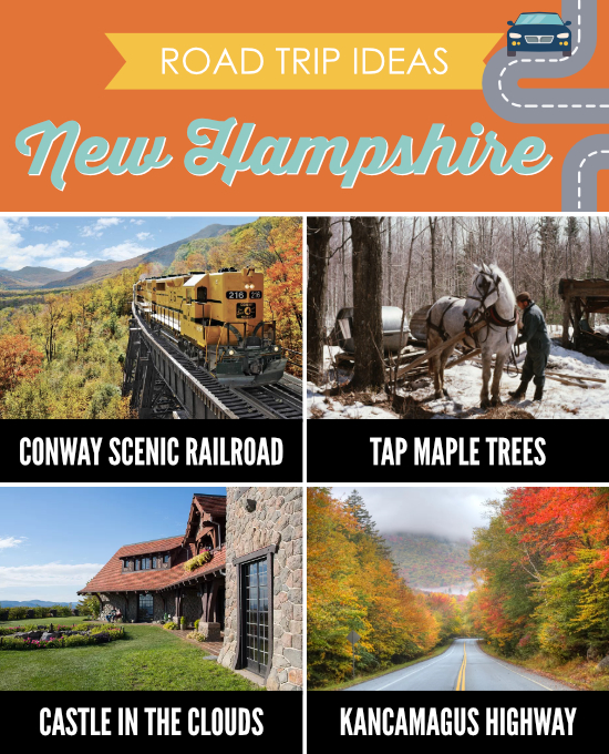 Places to Visit in New Hampshire
