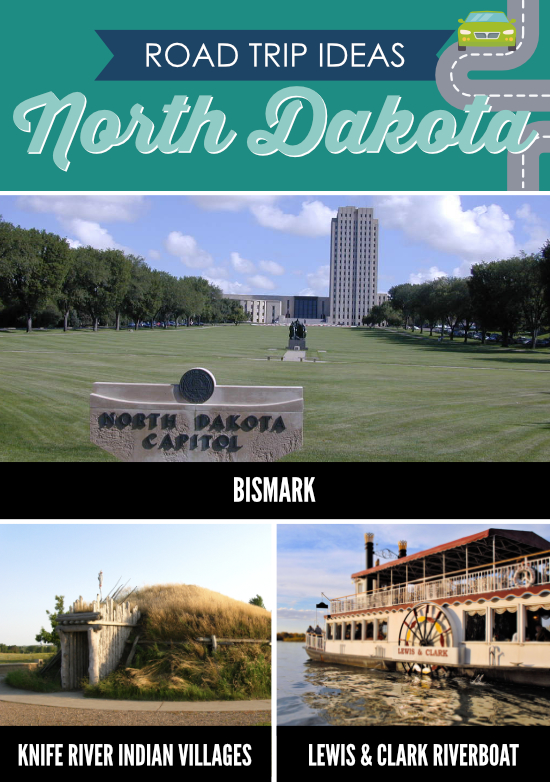 Places to Visit in North Dakota