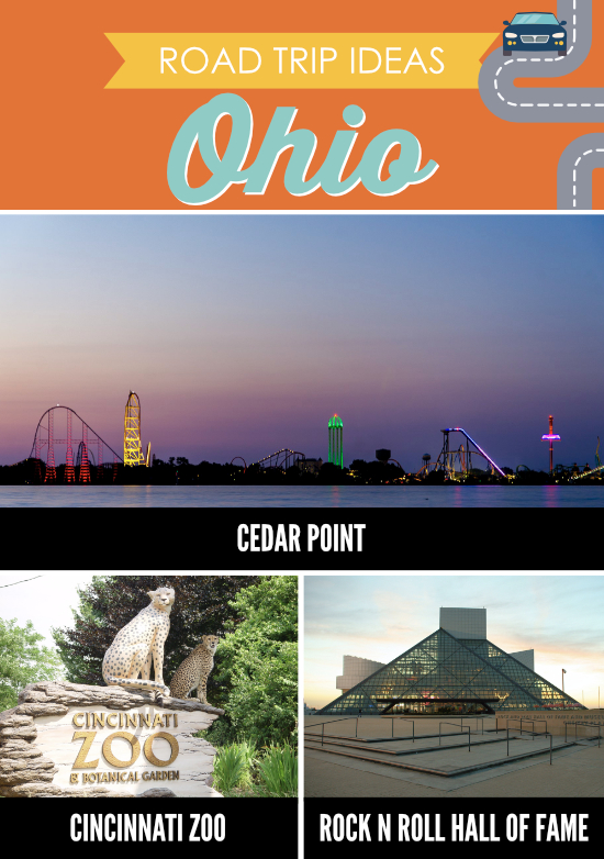 Places to Visit in Ohio