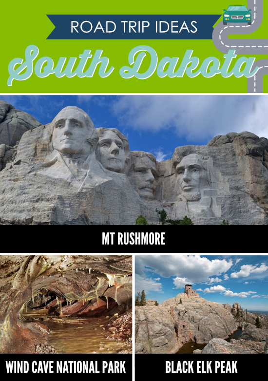 Places to Visit in South Dakota