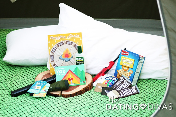 Romantic Camping Date Night Ideas