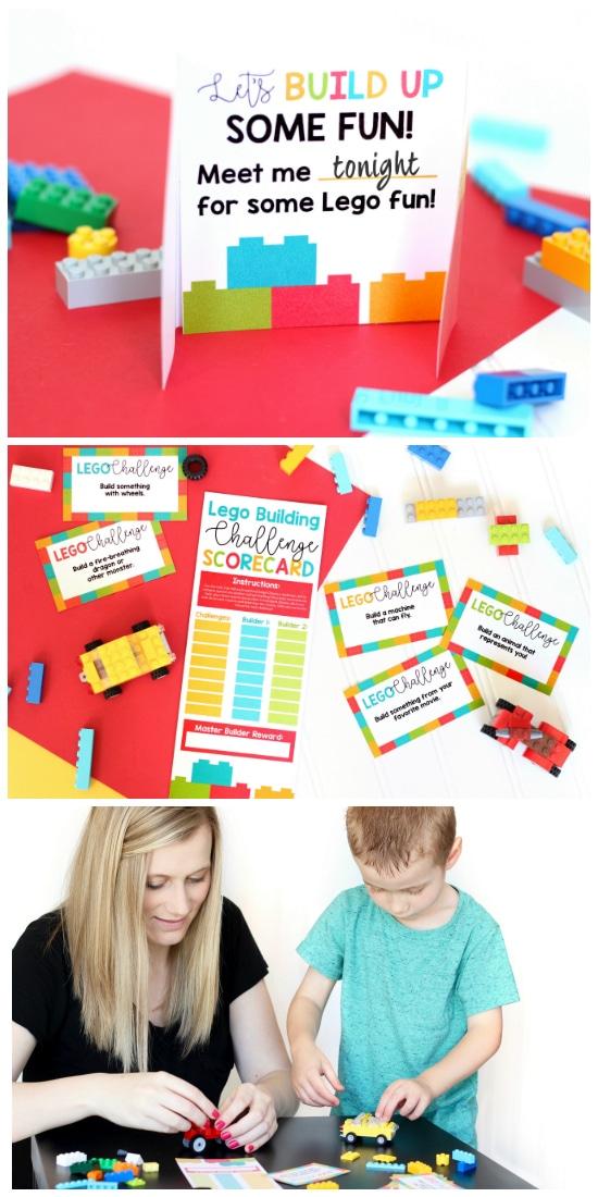 Kid Date Ideas Lego Building