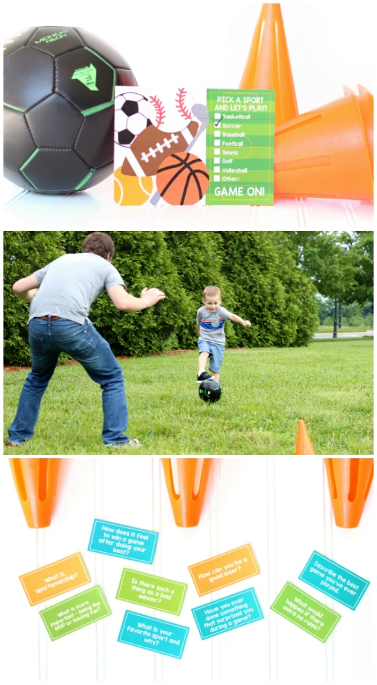 Sport Kid Date Ideas