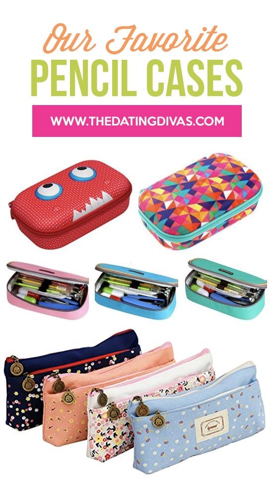 Favorite Pencil Cases