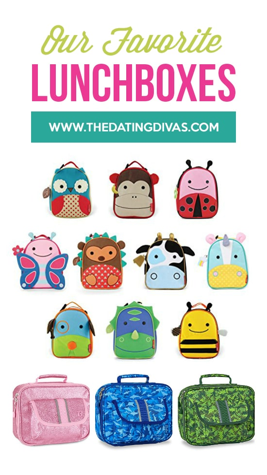 Our Favorite Lunch Boxes