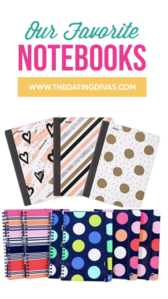 Our Favorite Notebooks