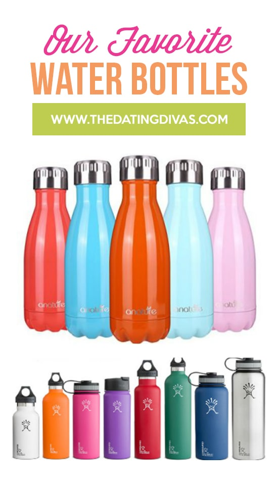 Our Favorite Water Bottles