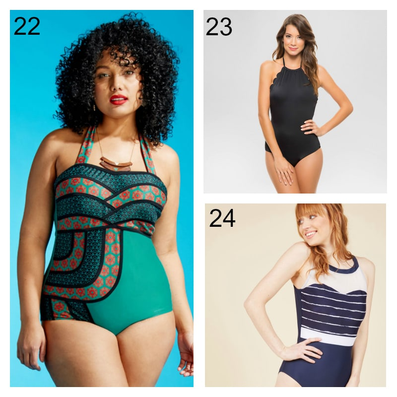 Flattering Swimming Suits