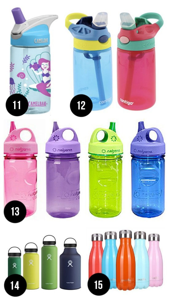 The Best Water Bottles