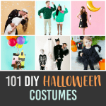 101 DIY Halloween Costumes