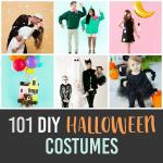 101 DIY Halloween Costumes
