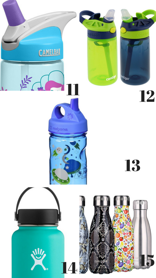 The Best Water Bottles For Back to School