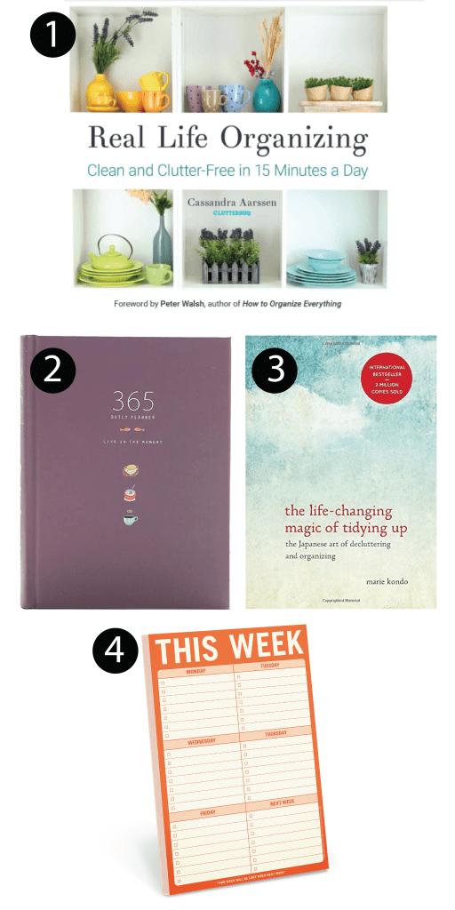 Organization Books