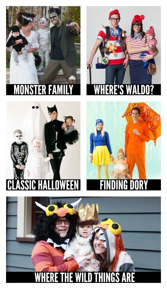 Even More DIY Halloween Costumes for Families