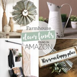 Farmhouse Decor Finds