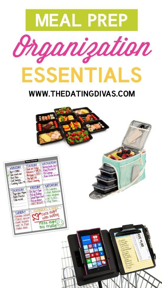Meal Prep Essentials
