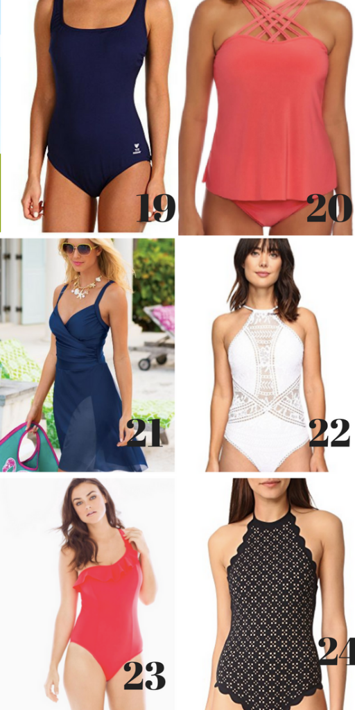 Modest Swimsuits You'll Love