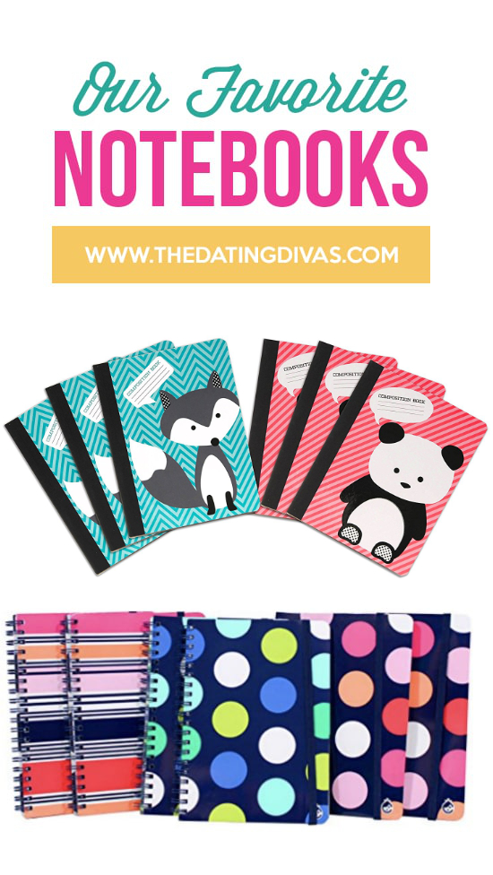 Our Favorite Notebooks for Back to School