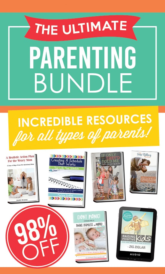 Parenting Bundle - Parenthood Resources