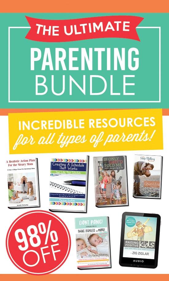 Parenting Bundle - Parenthood Resources