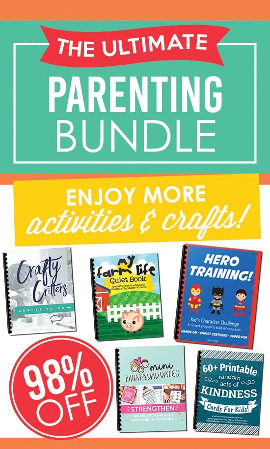 Parenting Super Bundle - Activities & Crafts