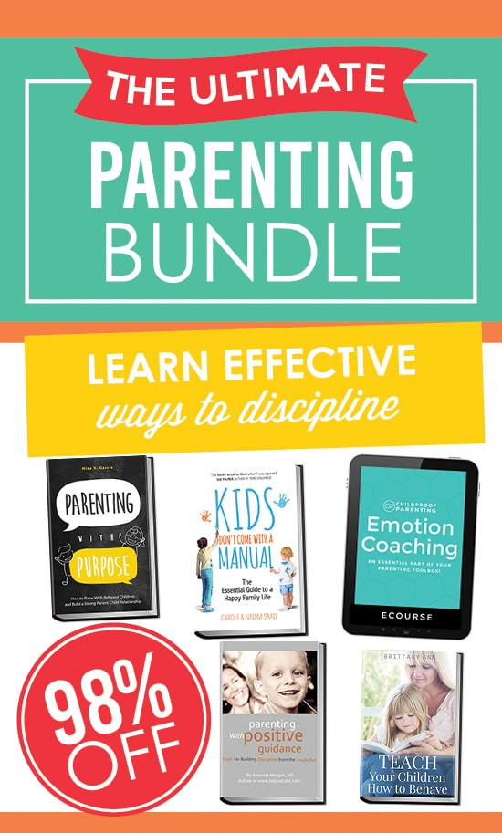 Parenting Super Bundle - Discipline
