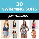 30 Swimming Suits You'll Love