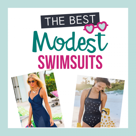 d0580cf54a8 The Best Modest Swimsuits - From The Dating Divas