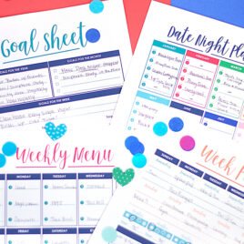 Weekly Planner for Couples