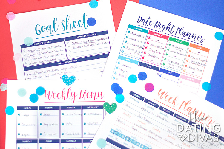 Weekly Planner for Marriage