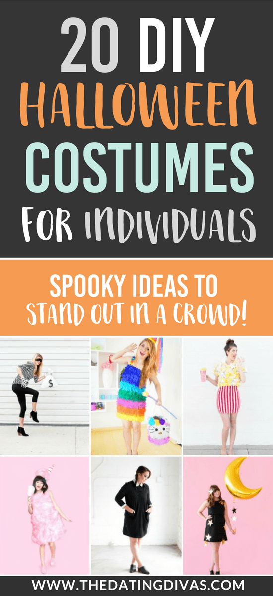 101 DIY Halloween Costumes for Individuals #halloweencostumes #diyhalloween