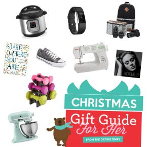 Gift Guide for Her Christmas