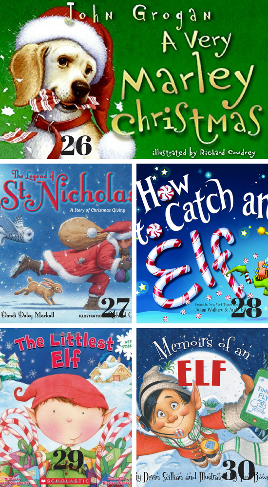 Christmas Books Your Kids will Love