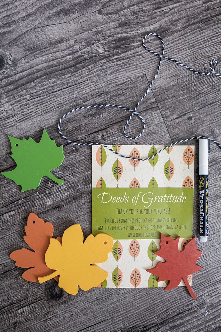 Deeds of Gratitude Tradition