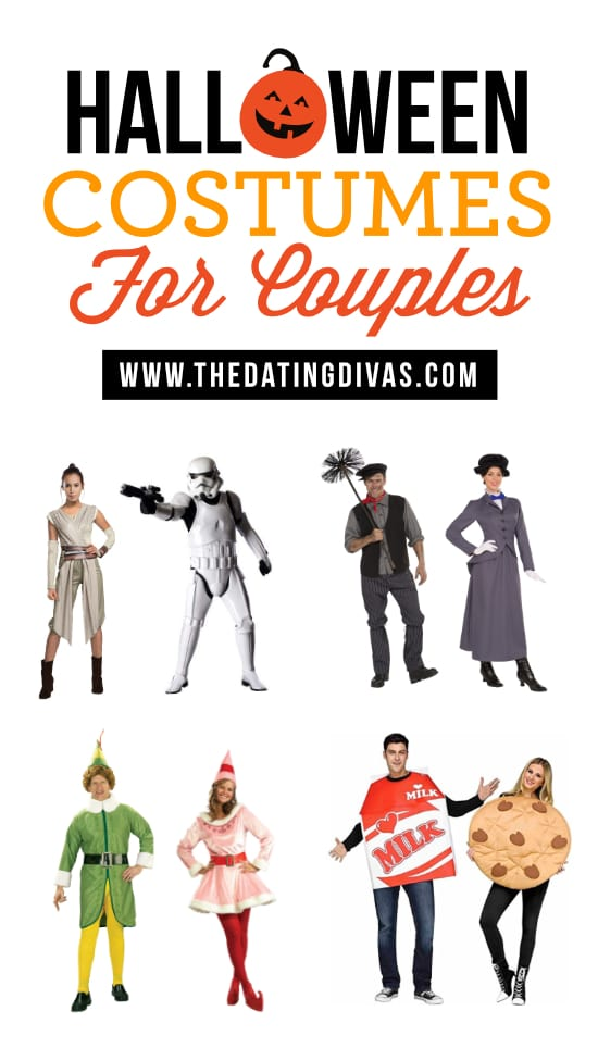 Halloween Couple Costumes #couplecostumes