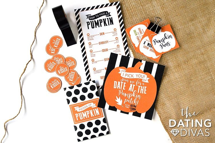 Pumpkin Patch Date Contents