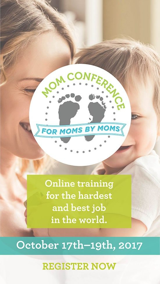 The Mom Conference- a conference by moms for moms