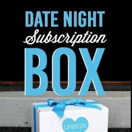 Unbox Love- Date Night Subscription Box
