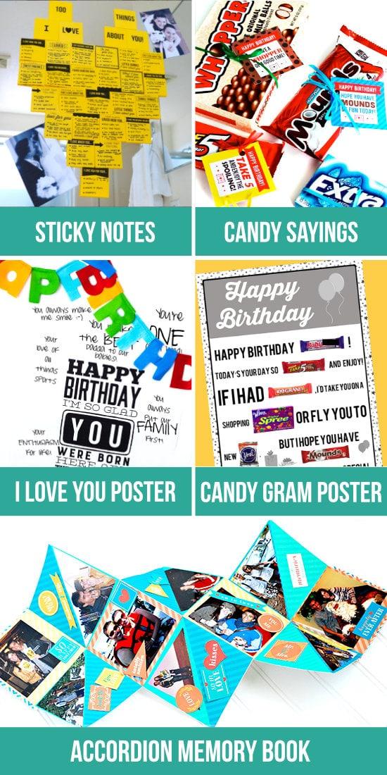 Creative Birthday Ideas for Spouse
