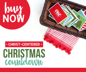 Christ-Centered Christmas Countdown