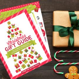 Free Christmas Gift Guide