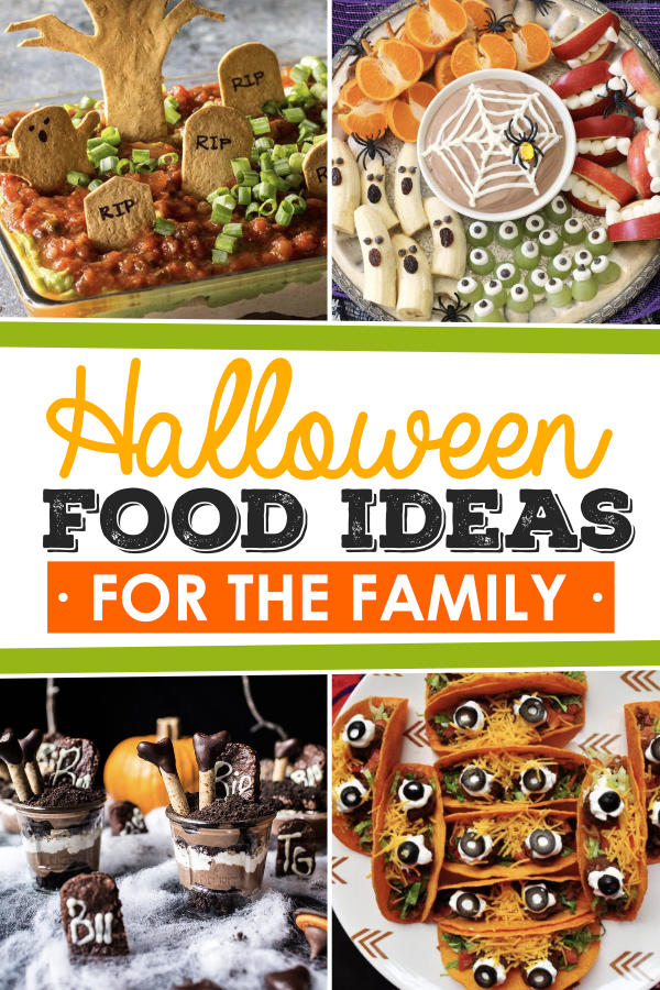 Fun and Festive Halloween Food Ideas for Kids